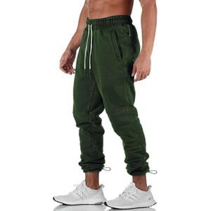 Hip Hop New Boy Multi-poches taille élastique design Harem Pantalon Hommes Streetwear Punk Pantalons Jogger Homme danse Pantalon noir Cargo
