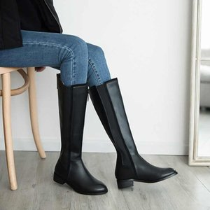 Botas mujer high heels shoes women's riding boots vintage cow leather knight boots keep warm mature women zip thigh high