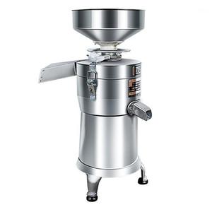 110 / 220V Soybean électrique Machine à lait Semi-automatique Juicer Commercial Soiser SoyMilk Fil Free Fresque SoyMilk Machine Blender1