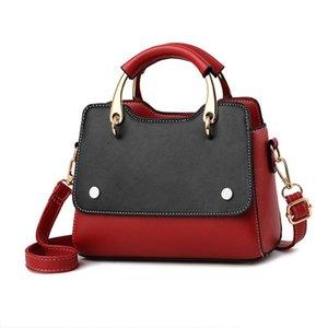 Women Designer Handbags Luxury Crossbody Messenger Shoulder Bags Chain Bag Good Quality Pu Leather Purses Ladies Handbag Red Vqkij