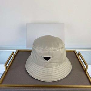 Мода Bucket Hat Caps Mens женщина Шляпы 6 Цвет опционный высоко качества