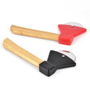 AX Pizza Средний торт Нож Круг Форма Вырезать Торты Ножки Кухонные аксессуары Выпечки Инструменты Горячие Продажи 3 8HC E2