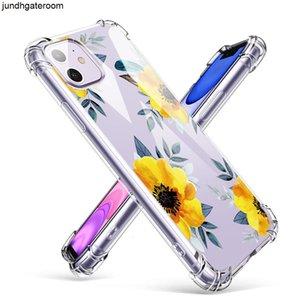 11 Cantos Aplicáveis Max de Phone12 6 Pro 7 8 Plus Balloon Drop transparente após a Sanstar S10 Pintado Flores