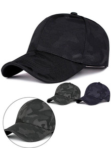 Береты Copy T Унисекс Мужчины Женщины Камуфляж Бейсболка Крышка Snapback Hat Hip-Хоп Регулируемые колпачки