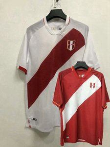 20 21 21 Perù Maillots deley Soccer Jersey National Team Guerrero 2020 2021 Camicia da calcio Camiseta de Futbol S-2XL