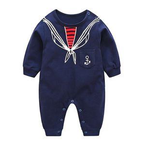 VTOM Baby Infant Strampler Baby Jungen Mädchen Langarm Strampler Cartoon Infant Overall Baby Kleinkind Kleidung BB8-2 C0126