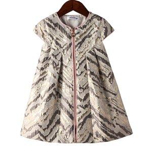 Childkivy 3-10 ans Robes pour enfants pour enfant en basse fille automne hiver bébé fille robe princesse pour enfants enfants vêtements occasionnels q0113