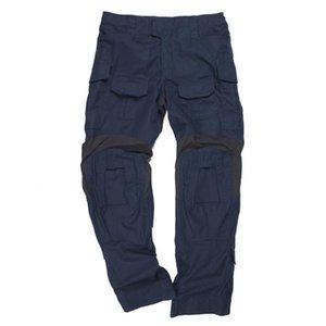 TRN BACRAFT GEN3 Outdoor Tactical Pants Combat Clothes - ( Blue) Only Pants (XS S M L XL XXL)