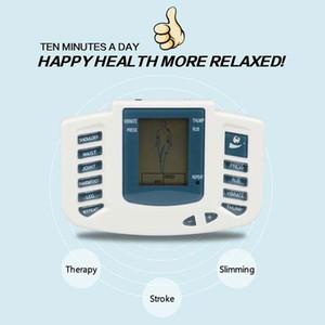 Muskelentspannungsbehandlung Akupunktur ganzen Elektrostimulationsmassage Ganzkörperpuls Körper Massager entspannen bequem und gesund