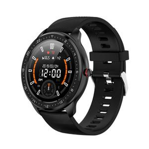 New Z06 Circle Touch Watch para mujeres y hombres con busines de pantalla de color brazalete inteligentebgt