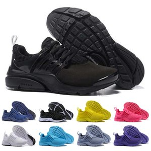 nike air presto 2018 Running Shoes Presto 5 BR QS Uomo Donna Giallo Blu Rosso Triple nero bianco PRESTO Breath Runner Sport Sneakers US 5.5-11