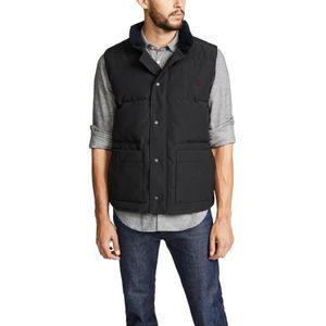 2020 chaqueta de invierno de la chaqueta de los hombres abajo concede el chaleco Gilet Hombre abajo conceden abajo Jassen Expedición Parka Abrigos Chaquetas De Doudoune diseñador