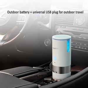 American Portable K-Cup Coffee Machine USB Автомобильный туристический кофеварка Полностью автоматический мини-небольшое домохозяйка1