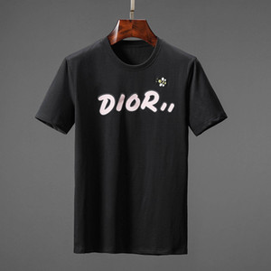 2020 El Eur gran tamaño M-XXXL del hombre diseñadores de camisetas de manga corta casual Off Negro Más blanco Mujeres camisetas Impreso de verano para hombre estilista camiseta