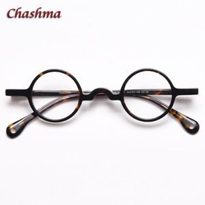 Kleine Lesegläser Runde Frauen Prescription Glasse Retro Männer optische Brillen Brillen Brillen Azetat Rahmen