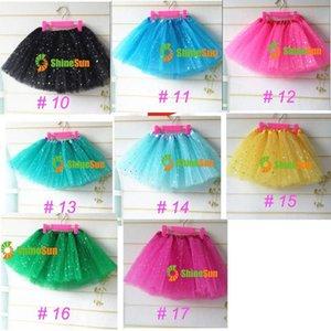 Princess ballet tutu skirt saia tutu infantil cute star fluffy tulle pettiskirt purple glitter tutus for girl skirts