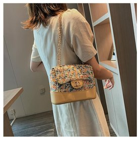 French top designer INS microfiber material fabric fashion new wild Messenger bag summer ladies bag shoulder handbag
