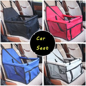 Pet Dog Carrier Pad Safe Carry House Cat Puppy Bag Dog Car Seat Cover Waterproof Seat Bag Basket Pet Products