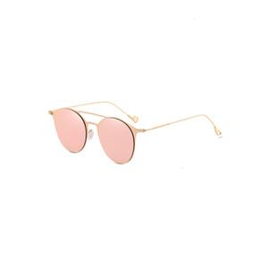 Мода ZRO2 Ретро Солнцезащитные Очки Новый Металлический Круглый Рамка HD Яркие Моды Солнцезащитные очки Мужчины и Женщины Генеральный Тренд Sunglasse