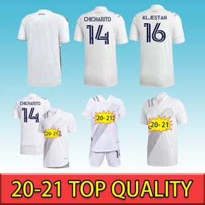 2020221 New Los Angeles Football Club Jersey MLS Football Shirt Home and Away + Vêtements pour enfants Los Angeles Football Club Villa Uniforme