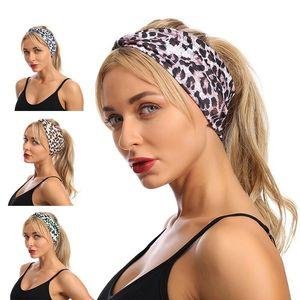 Fashion Hot Selling Yoga HeadBand for Women Girls Polyester Elastic Yoga Sport Hair Bands Wholesale Breathable Headbands