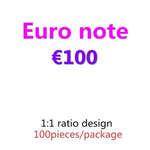 Money Faux 100 Atmosphere Prop Wholesale Money Billet 10 Billet Nightclub Bar Euro Fake Euro Money 20 50 Play Movie 07 Dhhdr