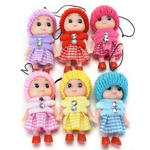 2020 Hot Venda Mini Doll para Character meninas e meninos Stuffed Crianças brinquedos de pelúcia interativo Baby Dolls Toy TV Movie