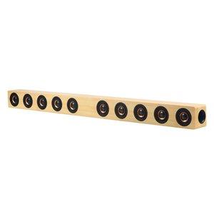 HIFI Беспроводной домашний кинотеатр Система Bluetooth Soundbar Soundbar 40W 3D Surround Stereo Subwoofer для TV Sound Bar Movie Rac Aux