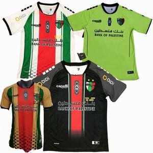2020 2021 CD Palestino Soccer Jerseys Chile Palestino CUTIERREZ CAMPOS ROSENDE ORRES home away 3rd 20 21 football shirt S-3XL