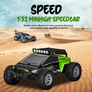 1:32 4ch 2wd 2.4ghz Mini Off-road Rc Racing Car Truck Vehicle High Speed 25km h Remote Control Climbing Car Model#D35