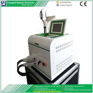 Q Switch Nd Yag Laser Eyebrow Tattoo Removal Scar Revision Beauty Machine IPL Shr Laser Hair Removal Anti-Pigmentation Laser Machinery