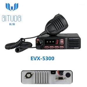 Walkie Talkie EVX-5300 DMR 디지털 라디오 403-470MHz 45W 차량 Mouted Talkie1