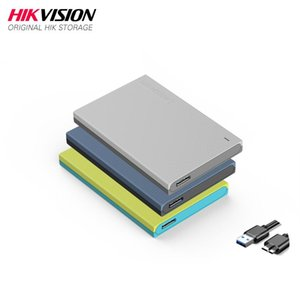 PC dizüstü HikStorage HDD T30 için Hikvision 1TB Taşınabilir Hard Disk Harici 2TB HDD USB3.0 Mikro B Mobil Harici Depolama