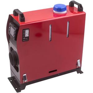 Hot Sale 12V 2KW-5KW Diesel Air Heater with Four Holes LCD Display For Pickup Van Bus Car diesel heater