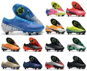 الرجال VA POR XIII ELITE SG-PRO AC Low 13 Daybreak CR7 Ronaldo 360 Boy Soccer Football Boots أحذية US6.5-11
