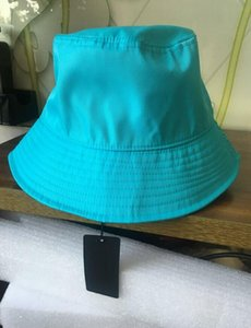 Four Seasons delle donne degli uomini della protezione Il cappello pescatore Moda Stingy Brim Cappelli con stampa del modello traspirante casuale Equipaggiata cappelli della spiaggia con le lettere