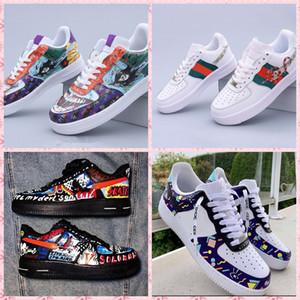 2022 Nueva AF1 seda Edison Chen o7 baja sf 1 zapatos para-Low Noise Skateboard zapatos corrientes de las mujeres de los hombres de moda Dunk Uno Sport zapatillas de deporte