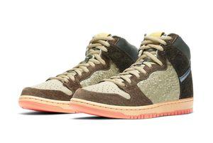 2020 Release Concetti autentici x Dunk SB High Mallard DC6887-200 Uomo Donne Skateboard Scarpe Scarpe formatori Sneakers Sport con scatola originale