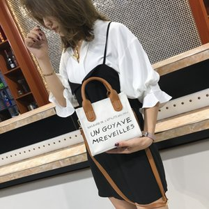 GY brand designer handbag Large tote bag high quality Soft canvas tote shopping bag with serial number small pouch