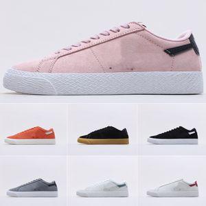 Se entrega rápida de alta calidad con el regalo de la WMNS SB Blazer Baja Hombres zapatilla de deporte de las mujeres zapatos del patín SB Blazer