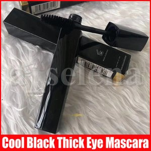 Maquillage des yeux Mascara Waterproof Noir Yeux cool épais Mascara Longueur et 6g Curl long Mascara Ultra Naturel