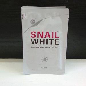 White Care Fa Snail Masque Masque Filtrat Crème hydratante visage Filtrat humidité Sécrétion peau acné du visage Sécrétion Snail DHL 3006106 QMBO