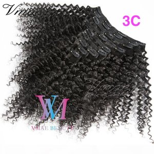 100% unprocessed 10A 100g 120g 140g 160g Afro Kinky Curly Straight 4A 4B 4C Clip In ins Virgin Remy Human Hair Extensions