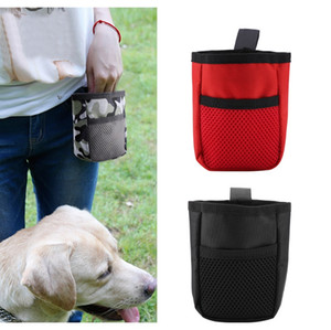 Portable Outdoor Training Pet Food Treat Bag Snack Training Obedience Waist Pouch Multifunctional Pet Feed Bag Pocket F wmtgCq