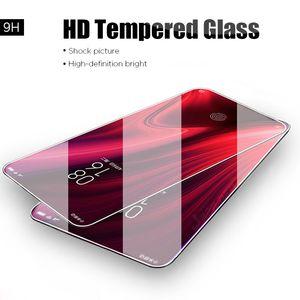 Vetro rigida di protezione per redmi 8 7 6 5 Plus Film Xiomi screen del telefono cellulare di vetro 9H HD Protector per Xiaomi redmi 8A