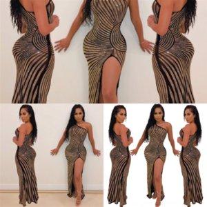 VA5 Deux Femmes Designer Twodress Cuve Pie Black Sexy Robe Bandage Bretelles Crop Top Haut Moyen-mollet Mode Plaid