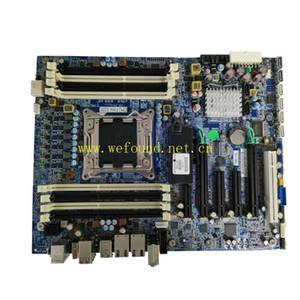 100% работает на Z620 X79 C602 одноканальной материнская плата 708614-001 708614-601 618264-003