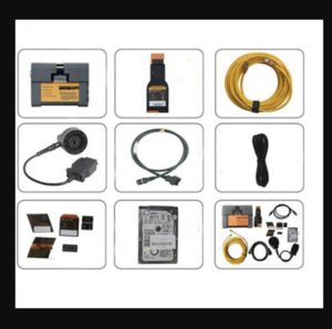 Best Quality for BMW ICOM A2+B+C Diagnostic & Programming TOOL 2020.08 Engineers Version