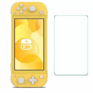 9H 2.5D Premium Tempered Glass Screen Protector Toughened Protective Film For Nintendo Switch and Switch Lite Free DHL