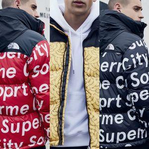 MONCLER 조끼 겨울 겨울 의류 신생아 최고 품질 아래 디자이너 망 20fw fFL6 패션 재킷